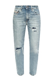 D-Joy Distressed Jeans