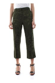 PINKO SHELLY 1 PANTS Women green