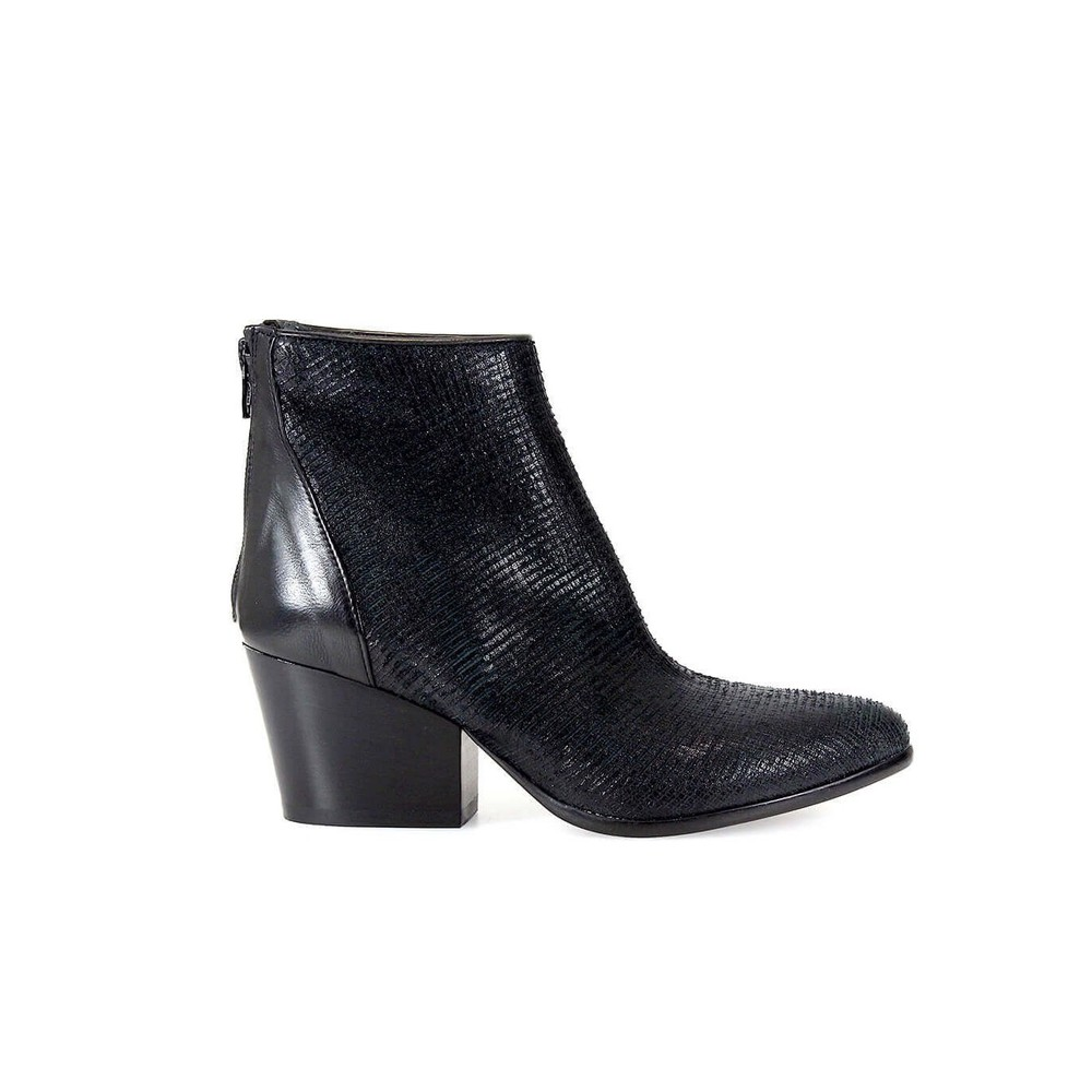 WEB ANKLE BOOT