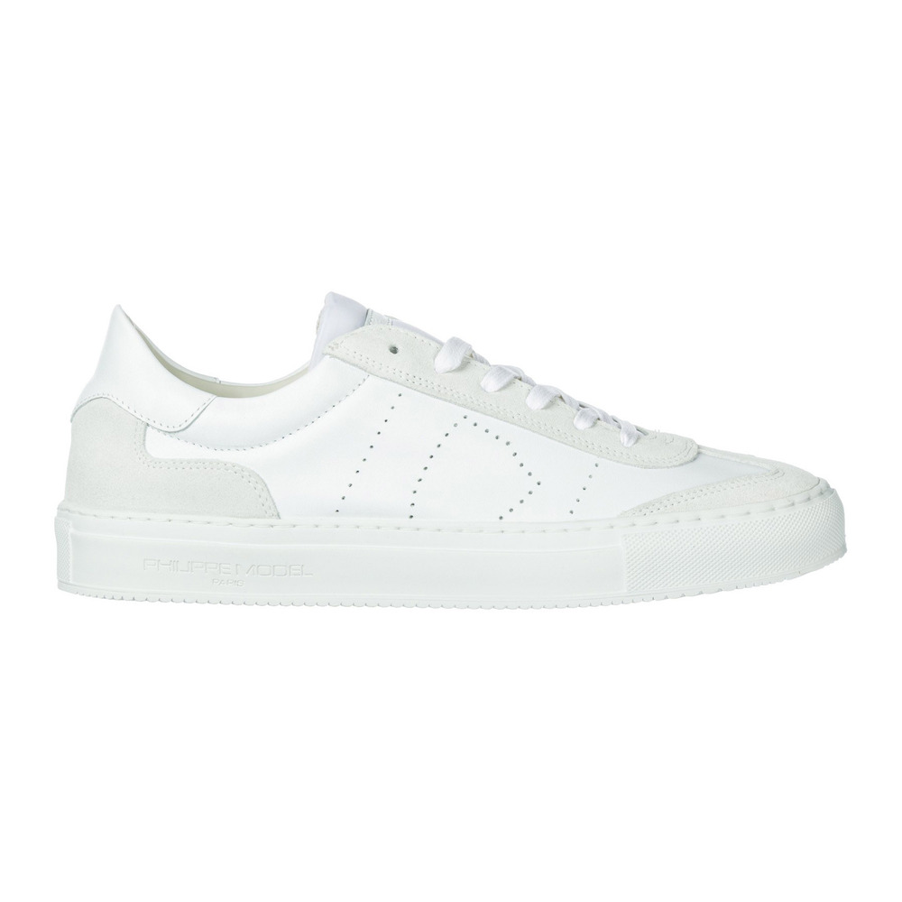 Leather trainers sneakers Belleville
