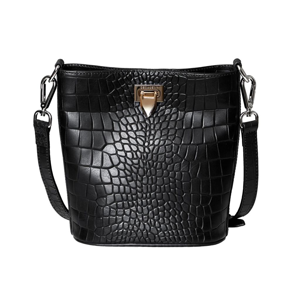 Sophie Small bucket bag w/buckle