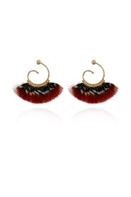 'Buzions' earrings