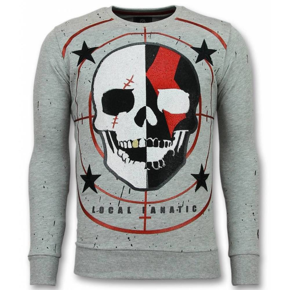 Skull Trui  God of War Heren Sweater