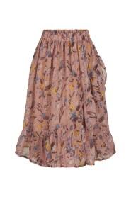 Skirt Flowers Chiffon (821635)