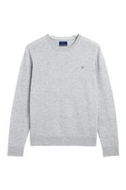 Superfine Crew Sweater