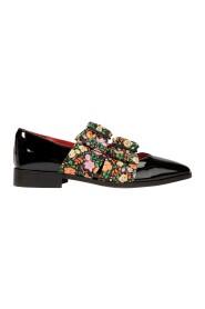 Sort Ganni Maya Shoes Sko