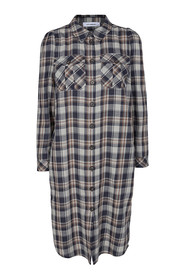 Uni Check dress 96304