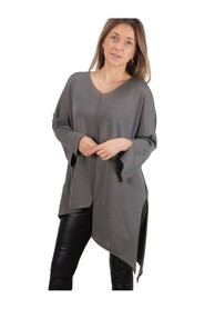 Knit Tunic With Pocket
