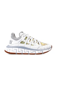 Barocco-printed sneakers
