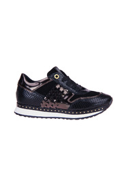 Lacquer Dressed Sneaker