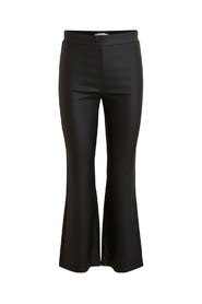 Vicommit Coated New Cropped Pant