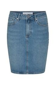 Brenda denim skirt wash original Mayfair