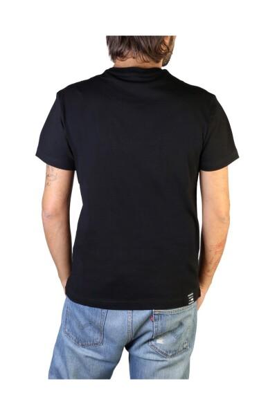 Black T-shirt B3gtb74d_36590 Versace Jeans Couture T-shirty