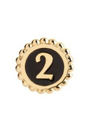 Lucky Number Coin 2 Gold