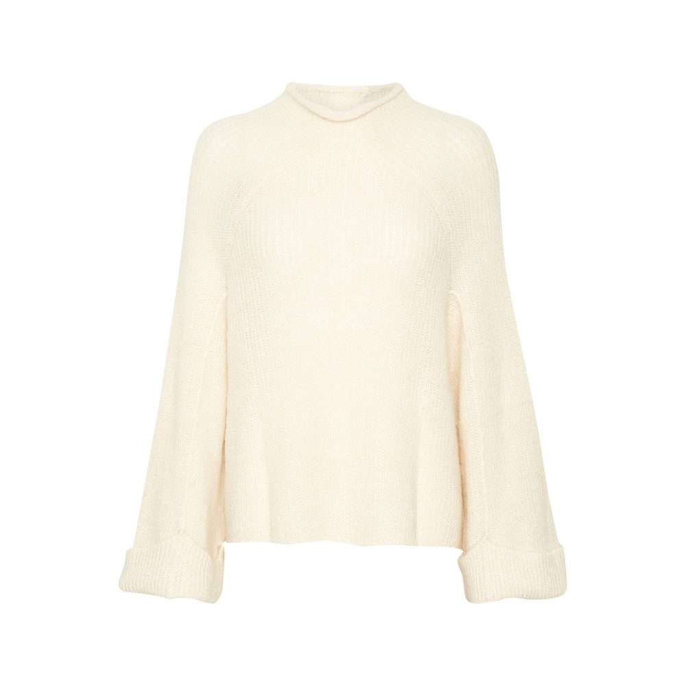 InWear Ritz Turtleneck Pullover French Nougat