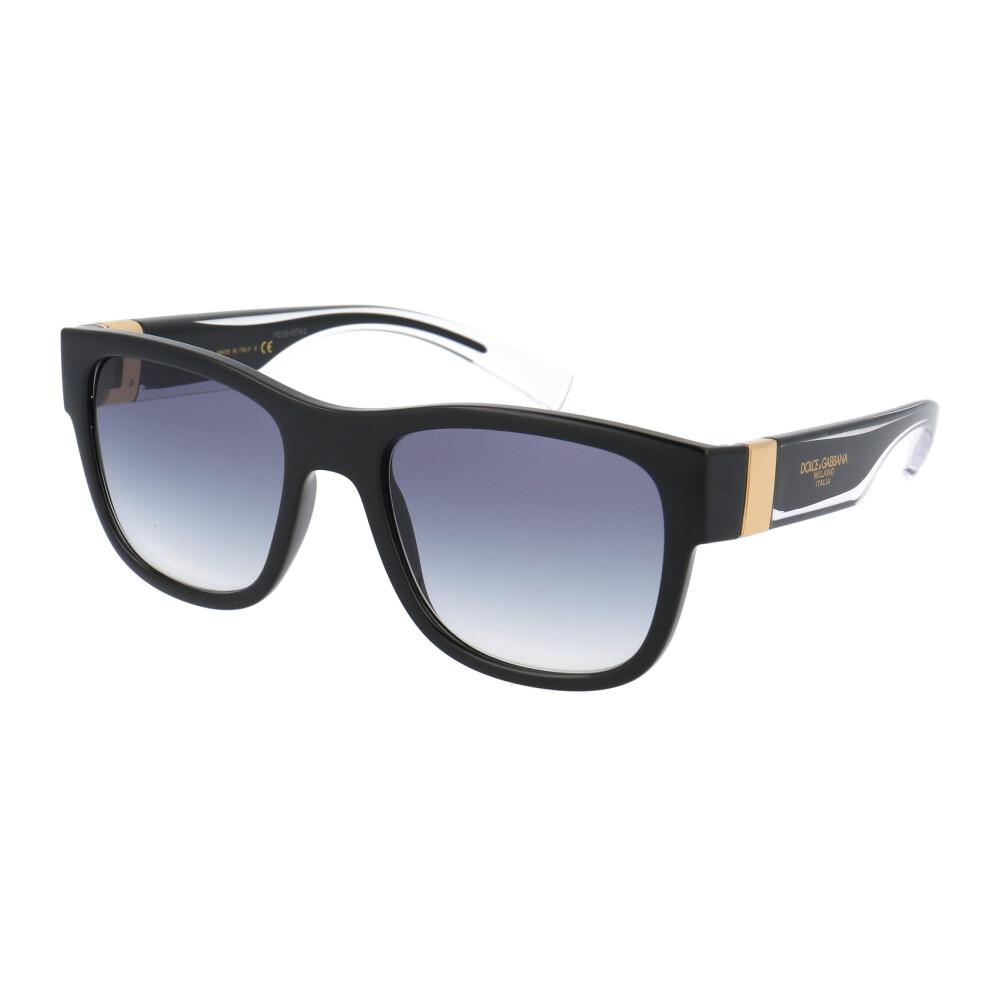 Black Sunglasses 0DG6132 675/79 | Dolce  Gabbana | Zonnebrillen | Heren accessoires