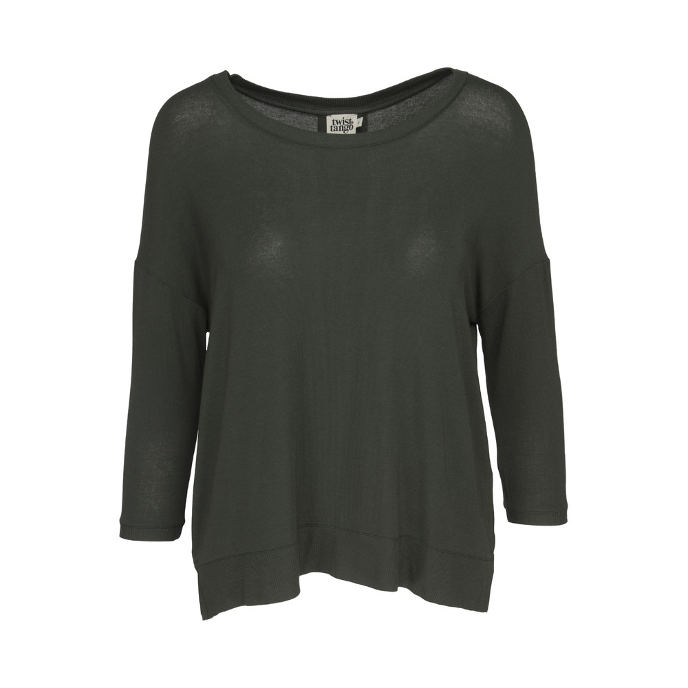 Twist & Tango Nuria Top Utility Green
