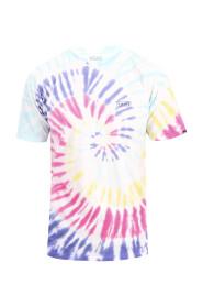 Drop V Spiral Tie Dye