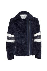 fake fur  jas - 6512859
