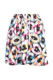 W1542-00-E2242 Knee-length  skirt