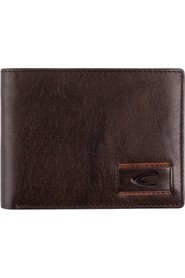 Camel Herre wallet, Dark Brown
