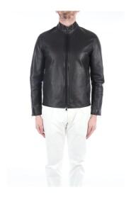 TOMMY-PLONGH Leather jacket