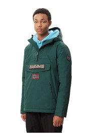 NAPAPIJRI RAINFOREST PKT WINTER N0YGNL JACKET AND JACKETS Men DARK GREEN