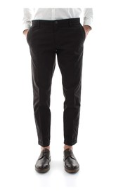 AT.P.CO A191SASA45 TC411/TA PANTS Men BLACK