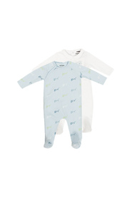 Romper suit two-pack