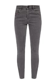 'Babhila' tapered leg jeans