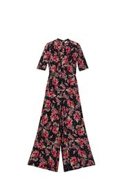 ROSE TAPESTRY JUMPSUIT