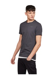 G-STAR D16425 336 BLOCK ORIGINALS TEE T SHIRT AND TANK Men DARK GREY