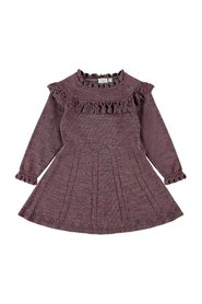 Who Wool Knit Dress