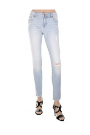 Jeans Bella perfect shape pant brokenbleach