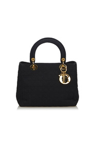 Cannage Nylon Lady Handbag