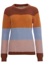Puk knit multicolored