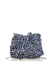 Printed Nylon Shoulder Bag