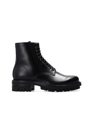 Kombat ankle boots