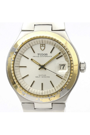 Pre-owned Prince Oyster Date Automatic Stainless Steel Watch 9101/01