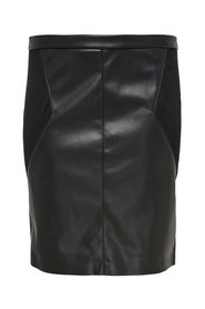 Rok Curvy leatherlook