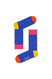 birthday Happy  Socks/blauw