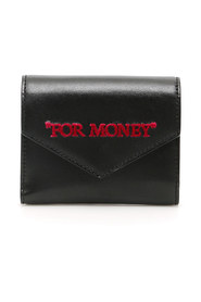 Trifold wallet 'for money'