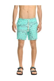 SWIM SHORTS WITH CORD COULISSE BANDANNA ROUND 2101
