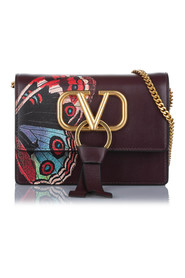 VRing Leather Crossbody Bag Italy