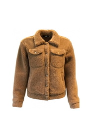 Ane Short Teddy Jacket