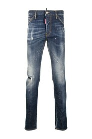 Spots Maple Patch Cool Guy Jeans