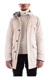 CORNELIANI 842AE6-9820144 Coat Men WHITE