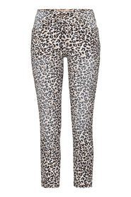 Trousers 1982 2358 36 animal print