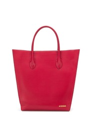 Le Baya Tote Leather