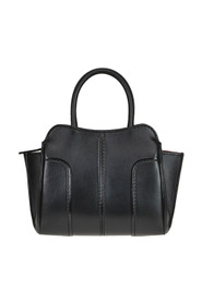 And Shopping Zip Mini leather bag